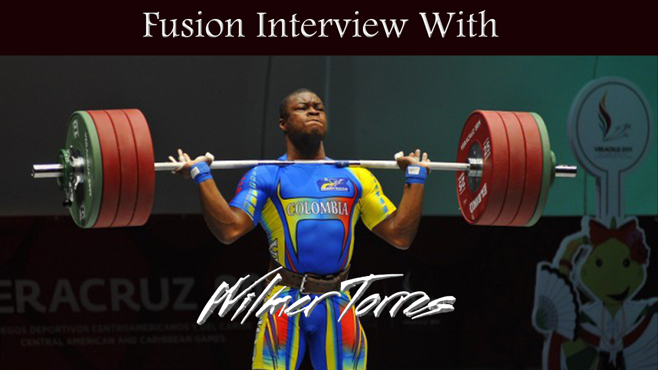 Interview with Wilmer Torres Colombia Weightlifting