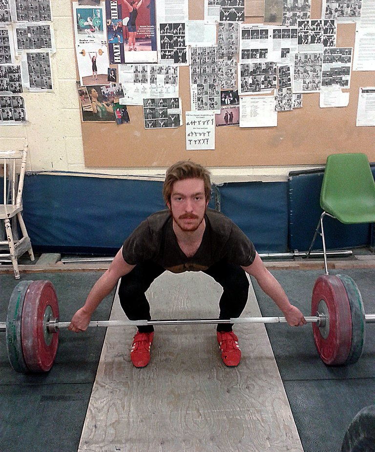 First Pull Weightlifting Interview